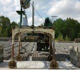 Stroj za proizvodnju betonskih blokova