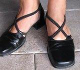 crne slatke cipele br. 39-40