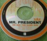 MR. PRESIDENT - WE SEE THE SAME SUN ORIGINALNI CD 2+2 GRATIS AKCIJA