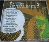 Najljepše sevdalinke 3 CD