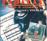 Nastia Petkova - Paralax, folk & classic CD