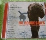 NO BOUNDARIES KOMPILACIJA ORIGINAL CD