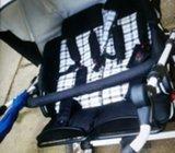 Hartan kolica za blizance