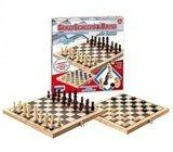 Šah drveni 21cm