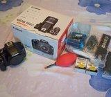 Canon EOS 550D + dodaci