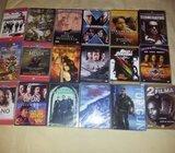 DVD Original filmovi 57 komada - očuvani neki kao novi