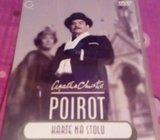 DVD Poirot - Karte na stolu