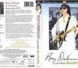 DVD Roy Orbison live from Australia iz 1972. godine, original