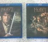 Hobbit Blu ray dvostruka izdanja prvog i drugog dijela