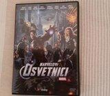Marvelovi Osvetnici DVD