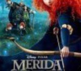 MERIDA HRABRA DVD