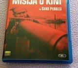 The Sand Pebbles (Misija u Kini, 1966. g.) Blu-Ray film