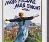 MOJE PJESME, MOJI SNOVI DVD