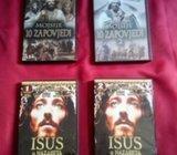 Mojsije 10 zapovjedi 1 i 2 - Isus iz Nazareta 1 i 2
