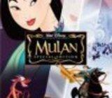 MULAN 1 SE DVD
