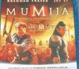 Mumija - Grobnica zmajskog cara - Blu-Ray - novo, zapakirano