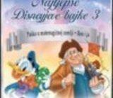 NAJLJEPŠE DISNEYEVE BAJKE 3 - DVD