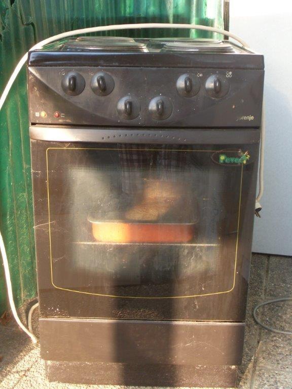 Električna peć