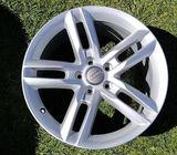 Audi OEM Alu felge 18'' 5x112 9J ET52