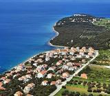 Građevinsko zemljište 646 m2 u Kožinu, Zadar *POGLED MORE*