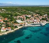 Građevinsko zemljište 1350 m2 na Diklu, Zadar *POGLED MORE*  (ID-978)
