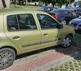 Prodajem Renault Clio 1,2 registriran i s ugrađenim plinom
