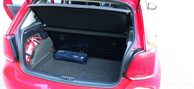 VW Polo 1.2. Trendline