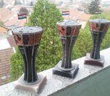 Izrađujem maketu Vukovarskog Vodotornja u prirodnoj (umanjenoj) veličini prema projektu izgradnje
