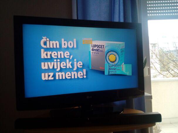 TV LG 95cm
