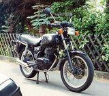 Honda CB 250 SR